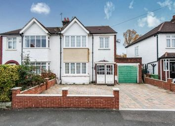 Thumbnail 4 bed property for sale in Worcester Park, Surrey