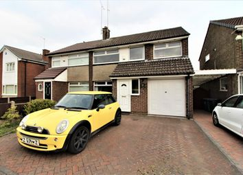 Thumbnail 4 bed semi-detached house for sale in Conway Close, Heywood