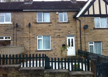 Thumbnail 3 bed terraced house to rent in Oakenbank Crescent, Lower Houses, Huddersfield