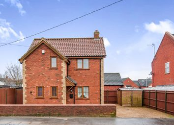 Thumbnail 3 bedroom detached house for sale in Norwich Road, Watton, Thetford
