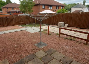 Thumbnail 2 bed flat for sale in Armour Grove, Motherwell