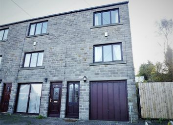 Thumbnail 2 bedroom town house to rent in Town End Road, Holmfirth, West Yorkshire