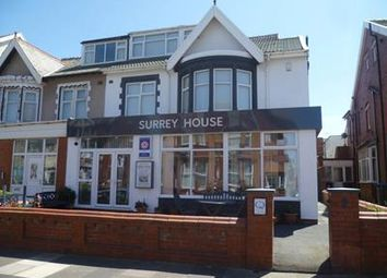 Thumbnail Hotel/guest house for sale in Surrey House, 9, Northumberland Avenue, Blackpool, Lancashire