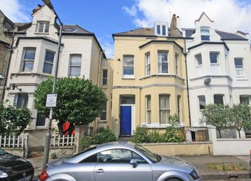 Thumbnail 2 bed flat to rent in Cromford Road, London