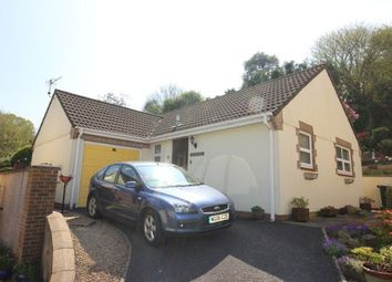 Thumbnail 3 bed detached bungalow for sale in Embury Close, Kingskerswell, Newton Abbot