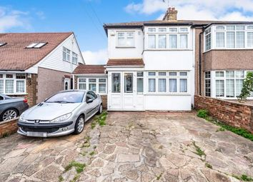 Thumbnail 5 bed semi-detached house for sale in Collier Row, Romford, Havering