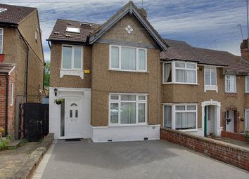 Thumbnail 1 bed semi-detached house for sale in Robin Hood Way, Greenford