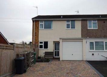 Thumbnail 3 bed property to rent in Sims Lane, Quedgeley, Gloucester