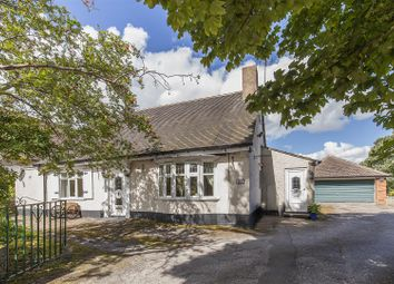Thumbnail 3 bed detached bungalow for sale in Longedge Lane, Wingerworth, Chesterfield