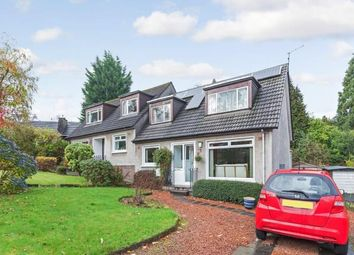 Thumbnail 3 bedroom bungalow for sale in Kilmardinny Crescent, Bearsden, Glasgow, East Dunbartonshire