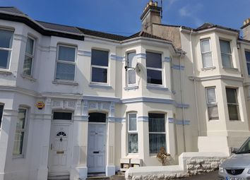 Thumbnail 1 bed flat to rent in Cecil Avenue, Plymouth