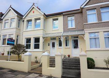 3 bed terraced house to rent in Stangray Avenue, Plymouth PL4