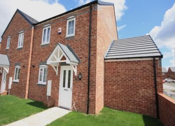 Thumbnail 3 bed semi-detached house to rent in Hoskins Lane, Middlesbrough