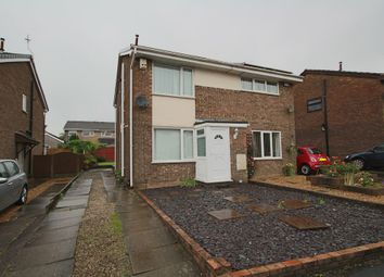 Thumbnail 2 bed semi-detached house to rent in Ashness Close, Fulwood, Preston
