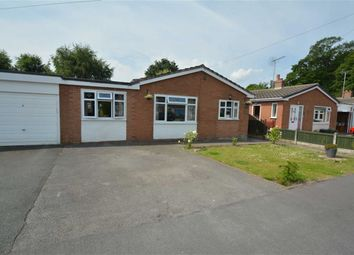 Thumbnail 4 bed detached bungalow for sale in Ffordd Celyn, Sychdyn, Mold