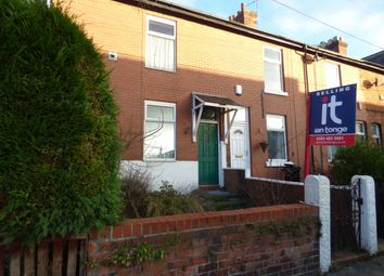 Thumbnail 2 bed terraced house for sale in Adswood Road, Stockport