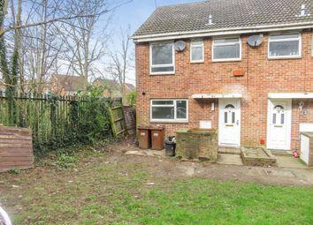 Thumbnail 3 bed terraced house for sale in Thundridge Close, Welwyn Garden City