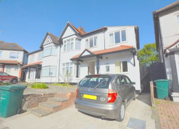 Thumbnail 4 bed semi-detached house to rent in Glebe Crescent, London