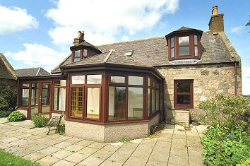 Thumbnail 4 bed detached house to rent in Netherley, Stonehaven, Aberdeenshire