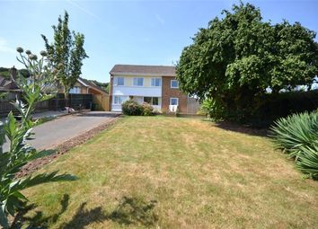 Thumbnail 4 bed detached house for sale in Orchard Rise, Tilsdown, Dursley