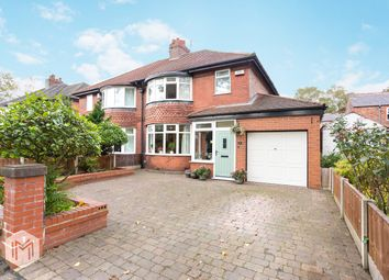3 bed semi-detached house for sale in Lumber Lane, Worsley, Manchester M28