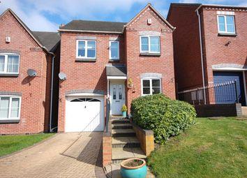 Thumbnail 3 bed detached house for sale in Moorlands Road, Ridgeway, Ambergate, Belper