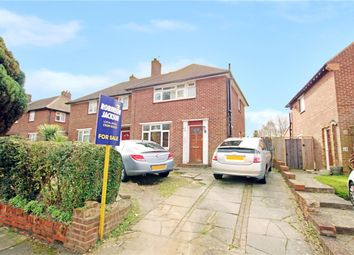 Thumbnail 3 bed semi-detached house for sale in Arundel Drive, Chelsfield, Kent