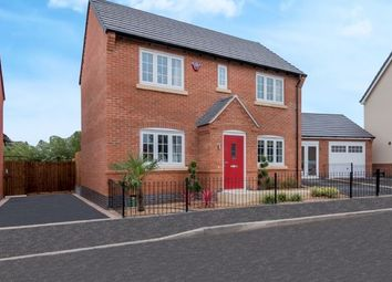 Thumbnail 1 bedroom detached house for sale in The Leys, Anstey