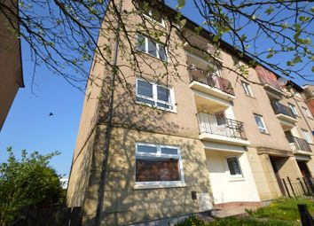 Thumbnail 4 bed flat for sale in Craigpark Street, Clydebank, Glasgow