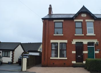 Thumbnail 3 bed semi-detached house for sale in Croston Road, Farington Moss