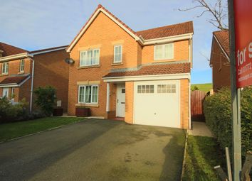 Thumbnail 4 bed detached house for sale in Anderton Crescent, Buckshaw Village, Chorley