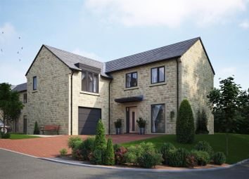 Thumbnail 5 bed detached house for sale in 10 Beech Gardens, Willowfield, Halifax