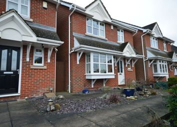 Thumbnail 4 bed detached house for sale in Copse Close, Pattens Lane, Rochester