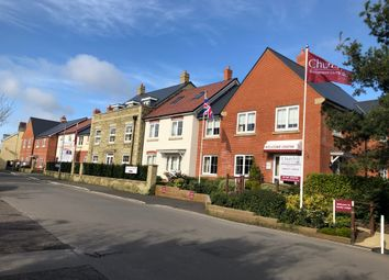 Thumbnail 1 bed flat for sale in Hardy Lodge, Coppice Street, Shaftesbury