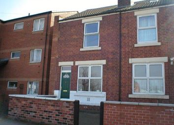 Thumbnail 2 bed terraced house to rent in Eldon Road, Rotherham