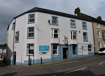 Retail premises to let in Market Square, Narberth, Pembrokeshire SA67