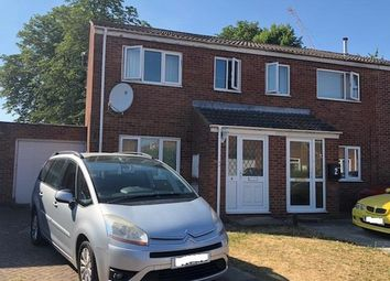 Thumbnail 3 bed semi-detached house to rent in Hunter Close, Cowley, Oxford