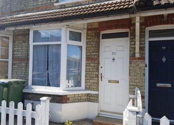 Thumbnail 3 bed terraced house for sale in Victoria Road, Watford