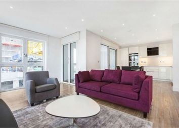Thumbnail 3 bed flat to rent in Aldgate Place, Wiverton Tower, Aldgate East, London