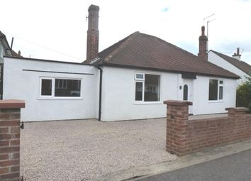 Thumbnail 3 bed detached bungalow for sale in Lumley Crescent, Skegness