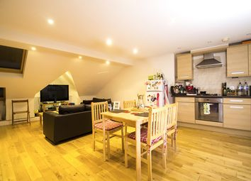 Thumbnail 1 bedroom flat to rent in Voltaire Rd, Clapham, London