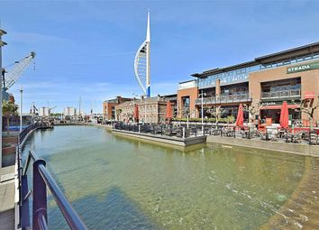 Thumbnail Studio for sale in Gunwharf Quays, Portsmouth, Hampshire