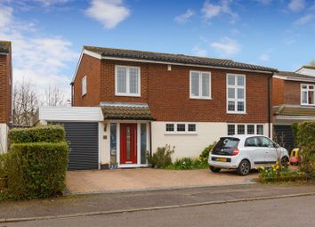 Thumbnail 4 bed detached house for sale in Rookes Close, Letchworth Garden City