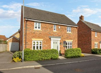 Thumbnail 4 bed property for sale in Kingfisher Close, Cringleford, Norwich