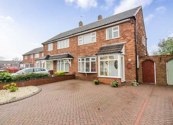 4 bed semi-detached house for sale in Clarendon Road, Pelsall, Walsall WS4