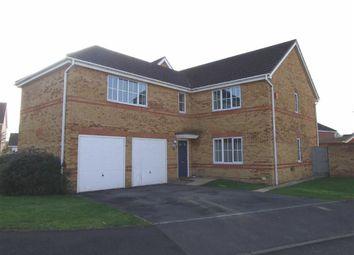 Thumbnail 4 bed detached house for sale in Castell Close, Hilperton, Trowbridge