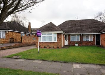 Thumbnail 2 bed semi-detached bungalow for sale in Runley Road, Luton