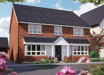 "Thumbnail 5 bedroom detached house for sale in ""The Winchester"" at Limousin Avenue, Whitehouse, Milton Keynes"