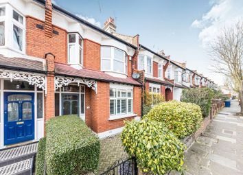 Thumbnail 4 bed terraced house for sale in Birley Road, London