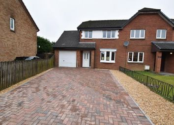 Thumbnail 3 bedroom semi-detached house for sale in Meadowpark Road, Bathgate